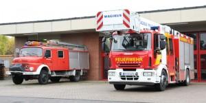 Neues Feuerwehrfahrzeug in Elsdorf