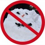 Die hässliche Fratze des Winters